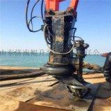 挖机液压黄泥砂清理泵