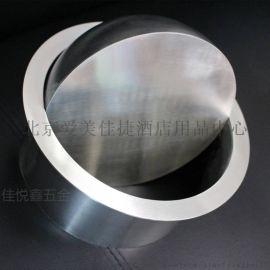 不锈钢台面嵌入式圆形垃圾桶