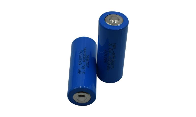 ER18505-4000mah3.6V鋰亞電池工廠