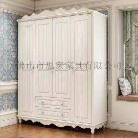 韓式田園簡約現代衣櫃衣櫥