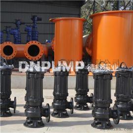 直销潜水排污泵32WQX7-15-1.1KW污水泵