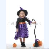 萬聖節服裝女巫款裙子套裝