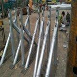 湖南缆索护栏厂家、钢丝绳索护栏、5索防护栏