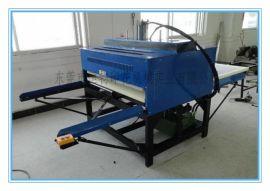 80*100CM压烫画机 油压服装T恤压烫印花机液压双工位压烫机(380v)