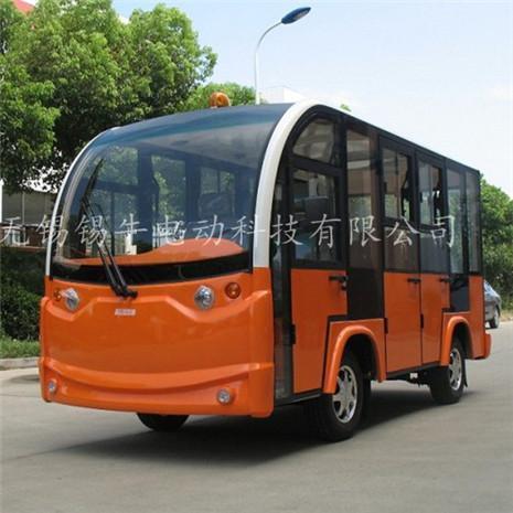 山東青島威海景點8座帶門式電動觀光車遊覽車售價