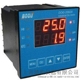 上海博取水质监测分析在线溶解氧DOG-2092A型工业溶氧仪