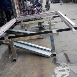 汉中供应商批发销售不锈钢门包边报价