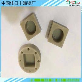 氮化铝陶瓷片 陶瓷件 加工定制氮化铝异型陶瓷件厂家直销 新品