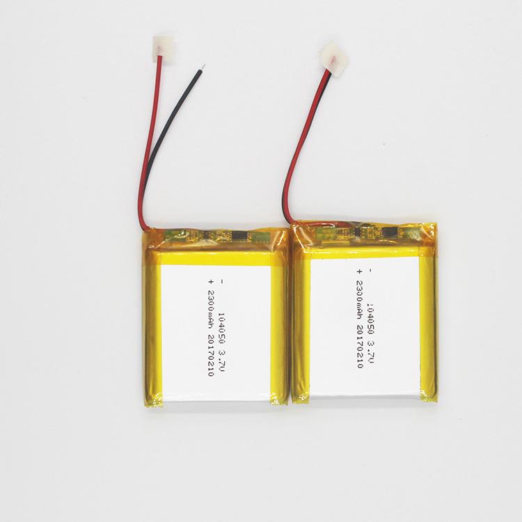 104050-2300mah  聚合物鋰電池廠家