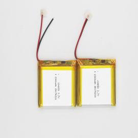 104050-2300mah  聚合物 电池厂家
