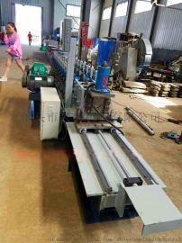 河北兴和自动角铁成型机彩钢角铁加工设备厂