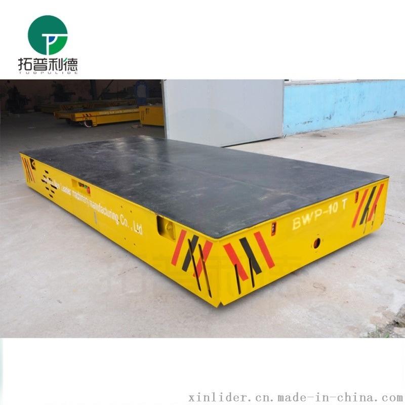 江蘇膠輪搬運車  無軌 新型自由轉彎車使用工況
