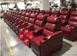 多功能真皮沙发大小户型头等太空舱组合家庭影院电动进口牛皮沙发CH658批发定制