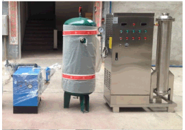 增城牛仔洗水YT-017氧气源300g高浓度臭氧发生器,
