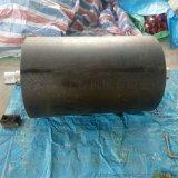 矿用皮带机坠坨涨紧阻燃聚氨酯包胶滚筒