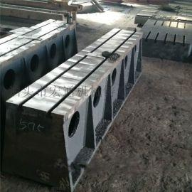 宏通铸造装配电机负载测试台实验平台t型槽平台地轨