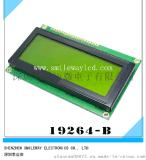 廠家直銷液晶顯示屏 19264B點陣液晶屏 LCD液晶模組