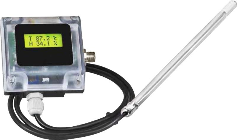 工業溫濕度傳送器   THT-806