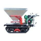 履帶柴油自走式高效撒肥施肥機