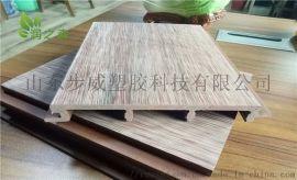 山东临沂生态木户外墙板 木塑共挤墙板厂家