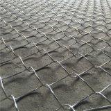 煤礦支護勾花網 礦用鍍鋅勾花網 安全防護菱形網