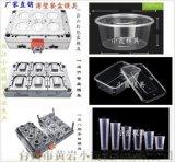 开发设计制造一次性打包盒塑胶模具