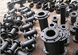 化工厂耐磨耐腐耐高压管道