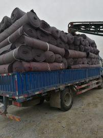 公路养护毛毡 土工布混凝土保湿棉毡