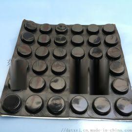 橡胶脚垫 自粘硅胶防撞胶粘 3M高粘橡胶贴生产厂家