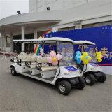 杭州绍兴电动观光车出租,景区旅游游览电瓶车租赁
