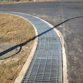 广东惠州隐形井盖重载型钢格栅板停车场钢格板