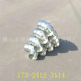 白铁通风管道制作 白铁通风管道行业设备