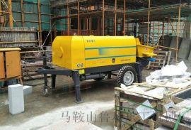 细石混凝土泵厂家那么多,学会选择让施工 省时