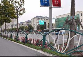 衡水市工厂直销小区花草装饰护栏 别墅花草装饰围栏