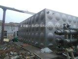 无锡厂家优惠定制安装方形304不锈钢水箱