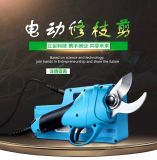 果树修剪时,电动修枝剪助您一臂之力