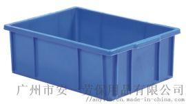 折叠周转物流箱 广州塑料箱