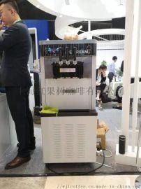 上海冰淇淋机租赁 出租DIY三色软冰淇淋机