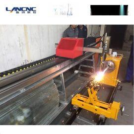 小型管道相贯线切割机 小型钢管切割机