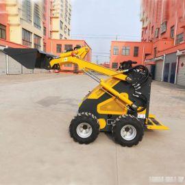 辽宁除雪小铲车小型清扫装载机低噪音无污染