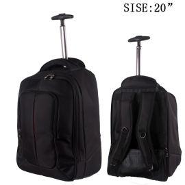 尼龙拉杆包牛津布单拉杆行李包20寸