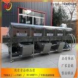 生鮮肉筐子清洗消毒設備 高壓噴淋洗筐機