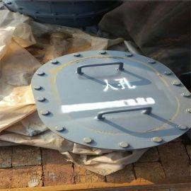油罐轻型法兰人孔 304不锈钢常压人孔 矩形人孔