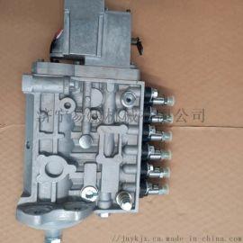 康明斯6CTAA8.3-G9发动机燃油泵