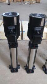 張家港恩達泵業的立式多級不鏽鋼泵QDL4-8X10