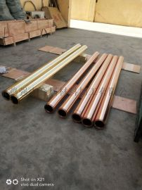 厂家订制生产大口径真空 镀膜旋转铜靶/铝靶/钛靶等非标定制靶材