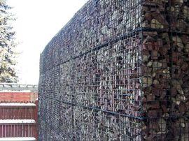 包塑景观石笼网|电焊石笼网现货|镀锌电焊石笼网
