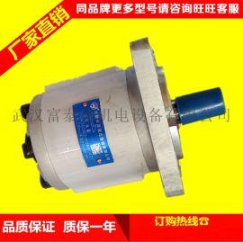 合肥长源液压齿轮泵CBZ2063/2040双联\三联高压齿轮油泵
