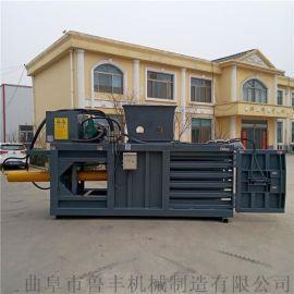 杭州废纸箱打包机 立式80吨塑料瓶压缩机
