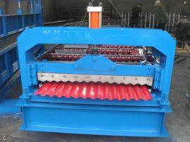 优质彩钢波浪板压瓦机设备 850型水波纹压瓦机